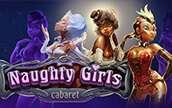 Игровой автомат Naughty Girls Cabaret Кабаре Озорных Девушек