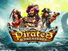 В игровом клубе Сокровища Пиратов